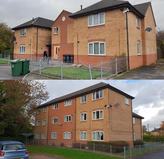 New Ashby Court, Off Sharpley Road, Loughborough, Leicestershire, LE11