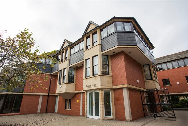 Carlyle House, 5-7 Cathedral Road, Cardiff, Wales, CF11