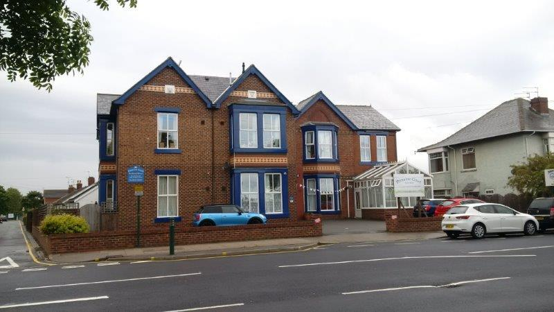 Primrose Court Care Home 241 Normanby Road, Middlesbrough, North Yorkshire, TS6 6SX