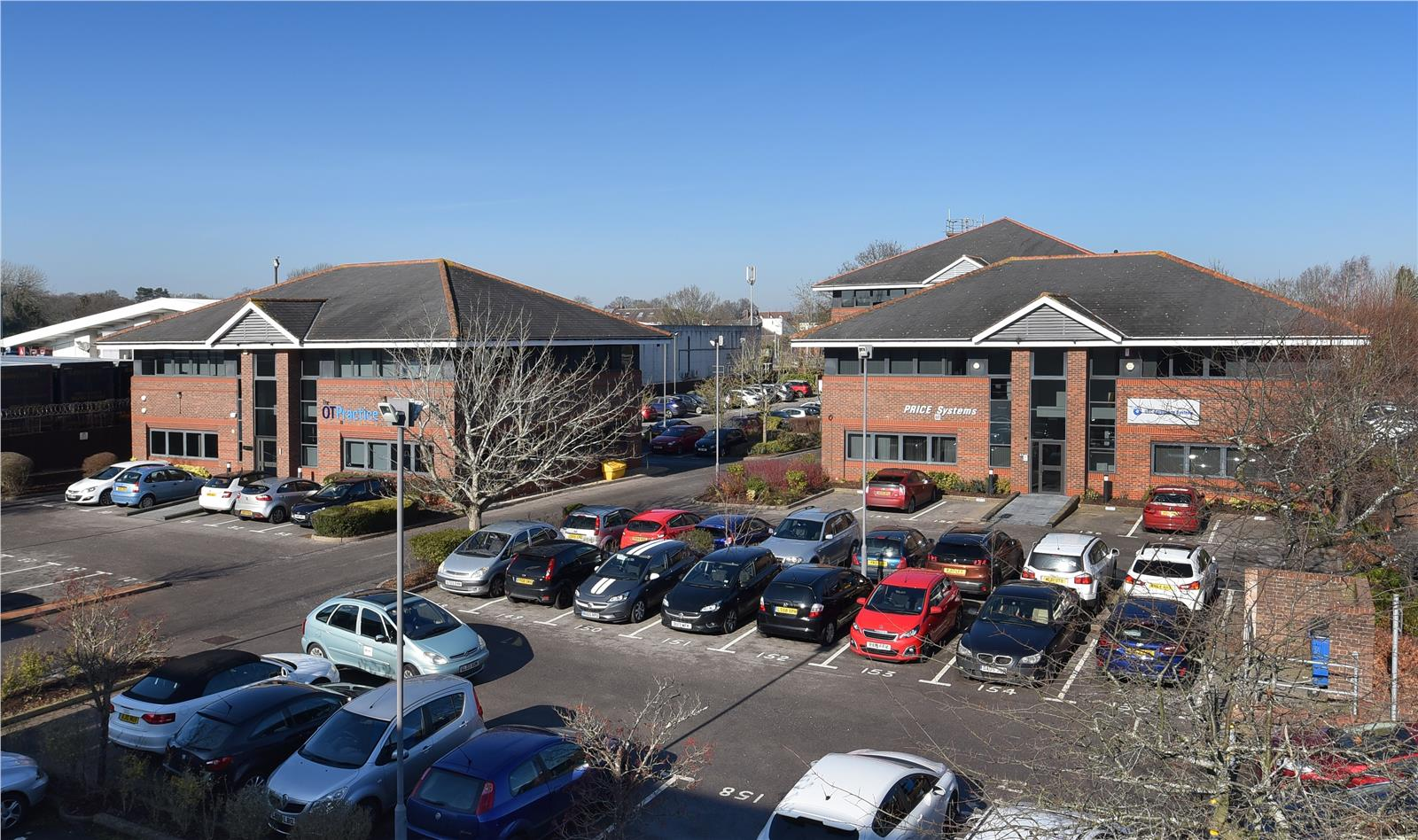 Units 2-5, Osborn Way, Hook, Hampshire, RG27