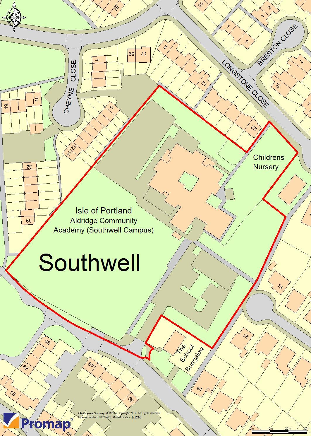 Former Southwell Primary School And Adjoining Land, Sweet Hill Lane, Portland, Dorset, DT5