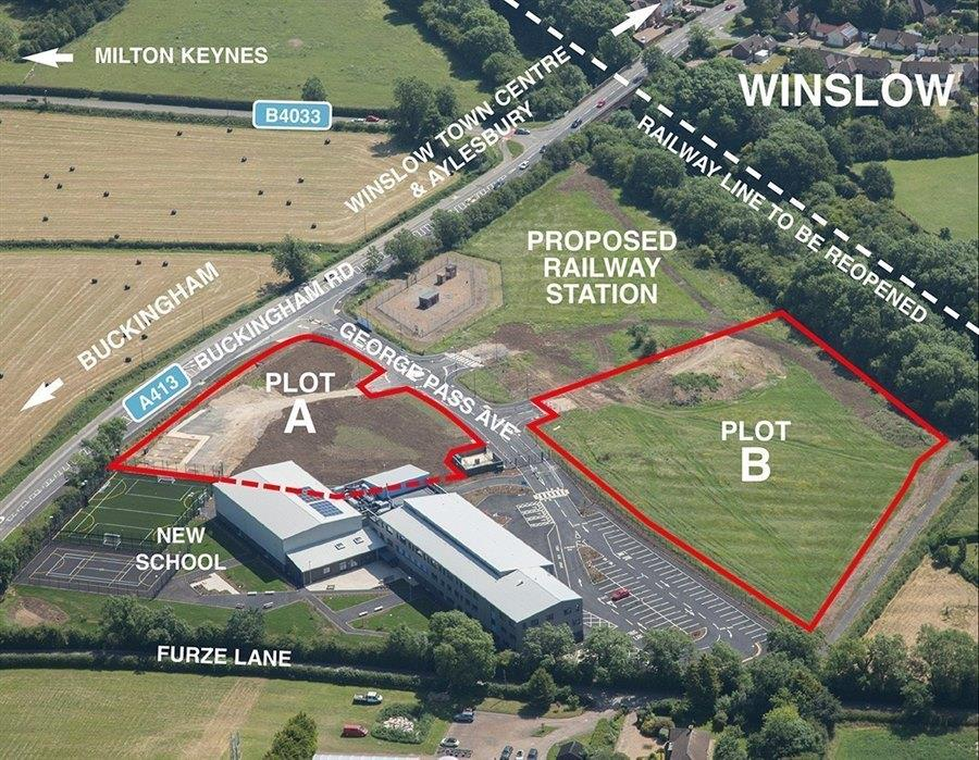 Winslow Business Park, Buckingham Road, Winslow, MK18
