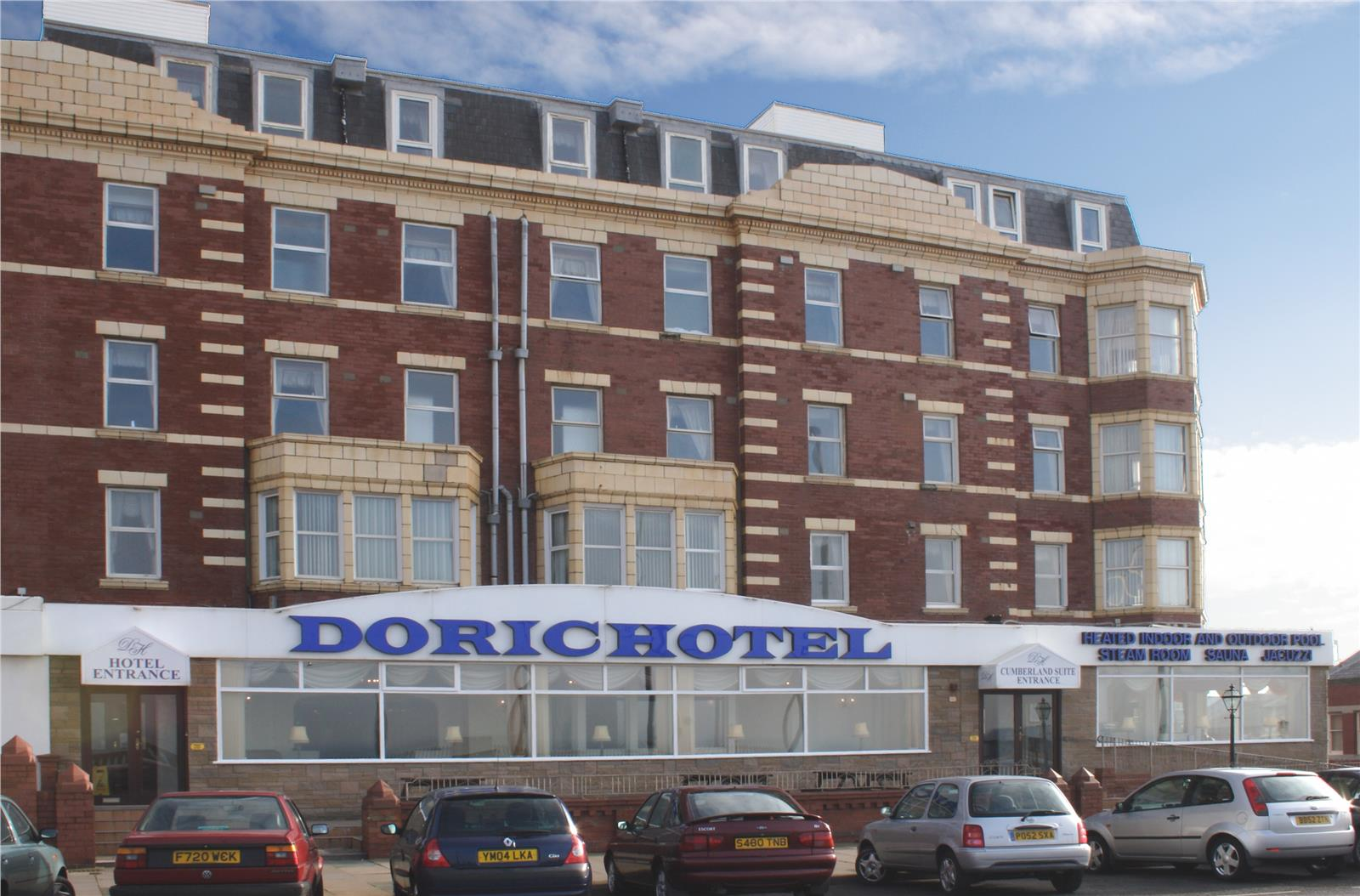 Doric Hotel, 48 - 52 Queens Promenade, Blackpool, FY2