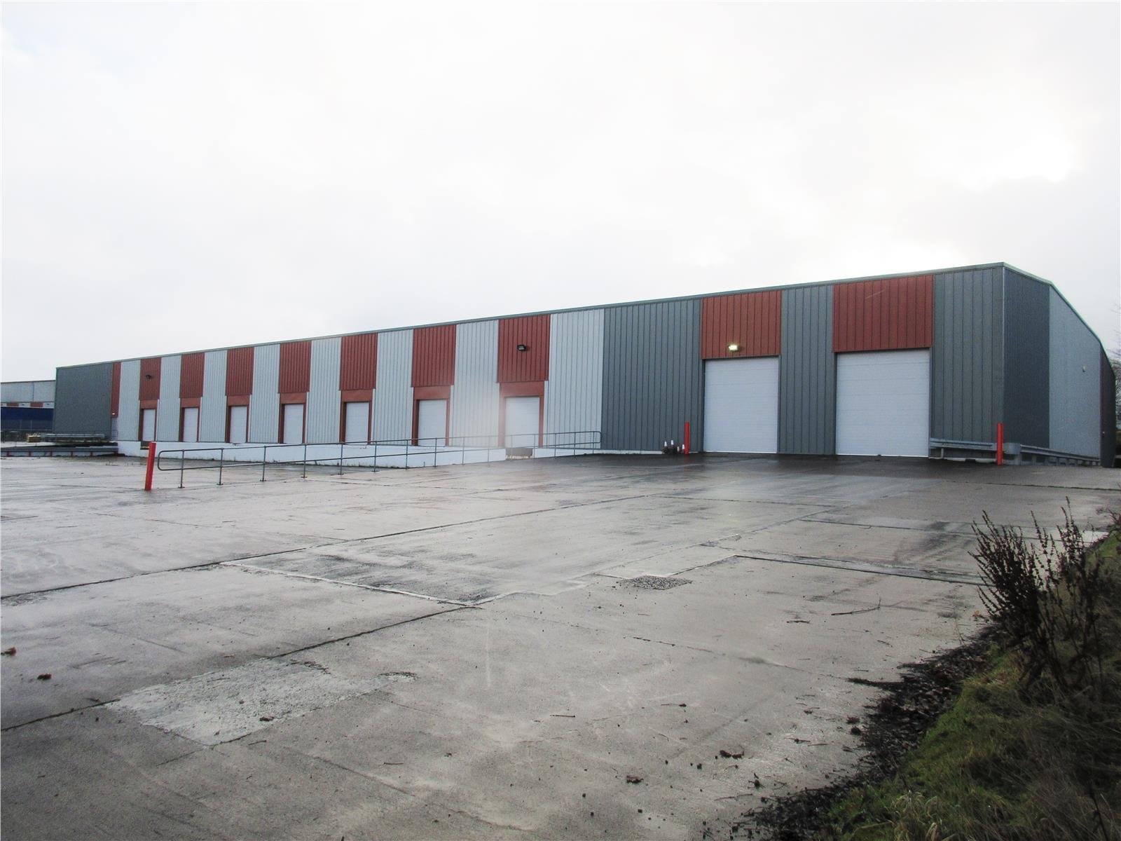 Unit 1, (Unit 9A) Newbridge Industrial Estate, Newbridge, EH28
