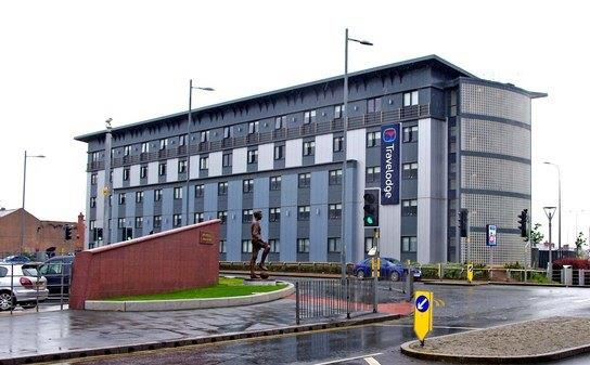 Travelodge Blackpool, Seasiders Way, Blackpool, FY1
