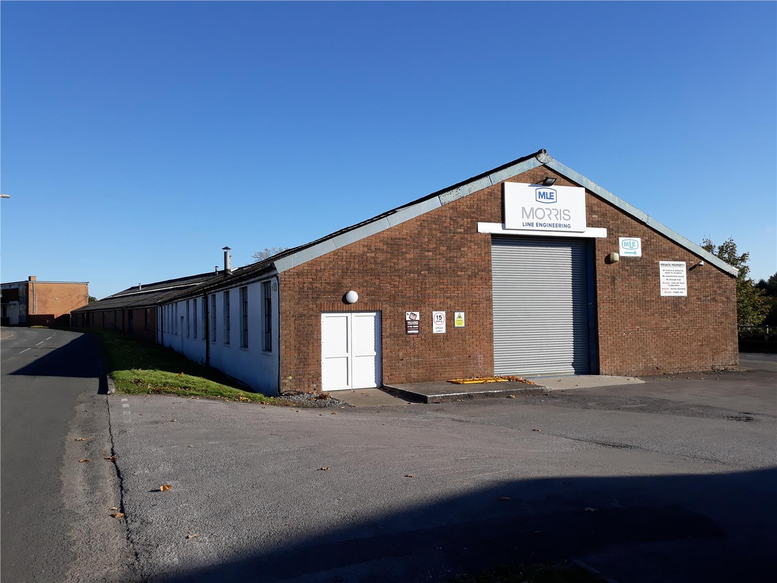 Morris Buildings, South Road, Bridgend, Mid Glamorgan, CF31