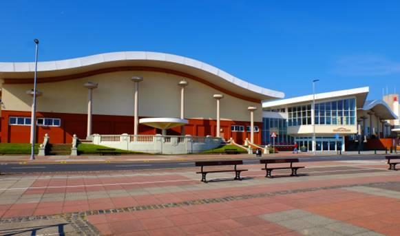 Floral Pavilion, Marine Promenade, Wallasey, Merseyside, CH45