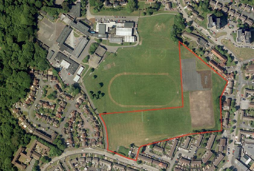 Land At Aneurin Way Gower Road, Sketty, Swansea, West Glamorgan, SA2 7AB