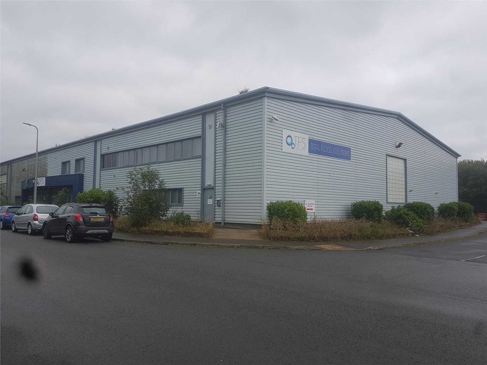 Unit 12 Llanelli Gate, Llanelli Gate, Dafen, Llanelli, Carmarthenshire, SA14