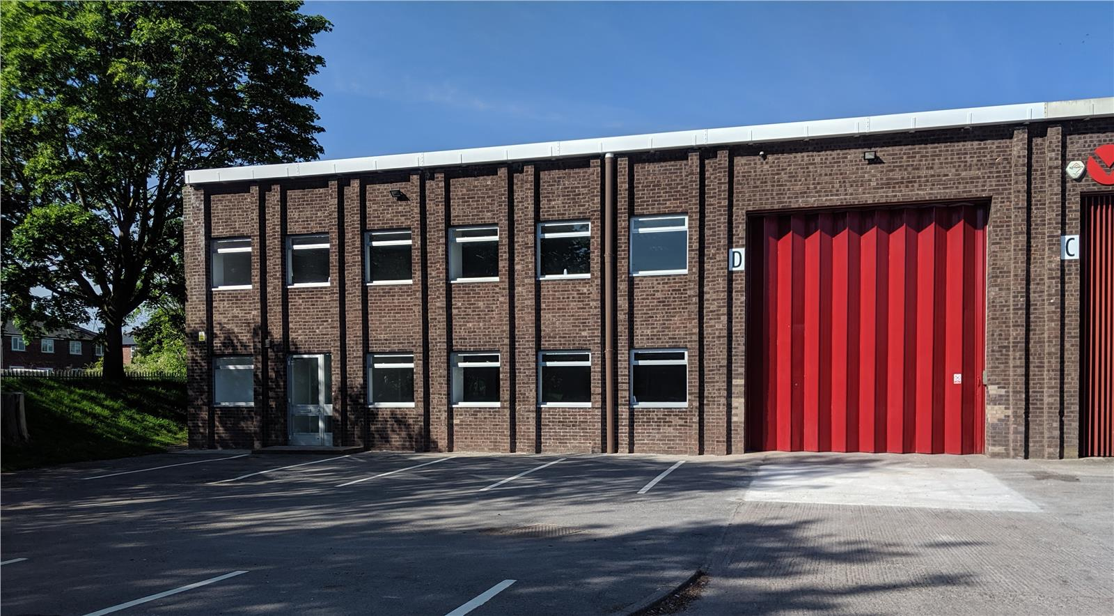 Unit D, Marlborough Close , Parkgate Industrial Estate, Knutsford, Cheshire, WA16