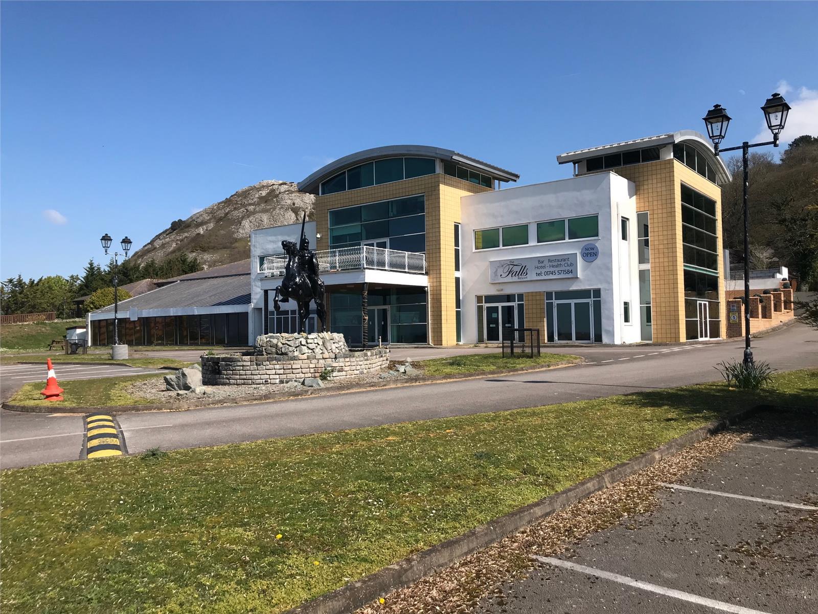 The Falls Resort, Allt Y Graig, Dyserth, Denbighshire, LL18