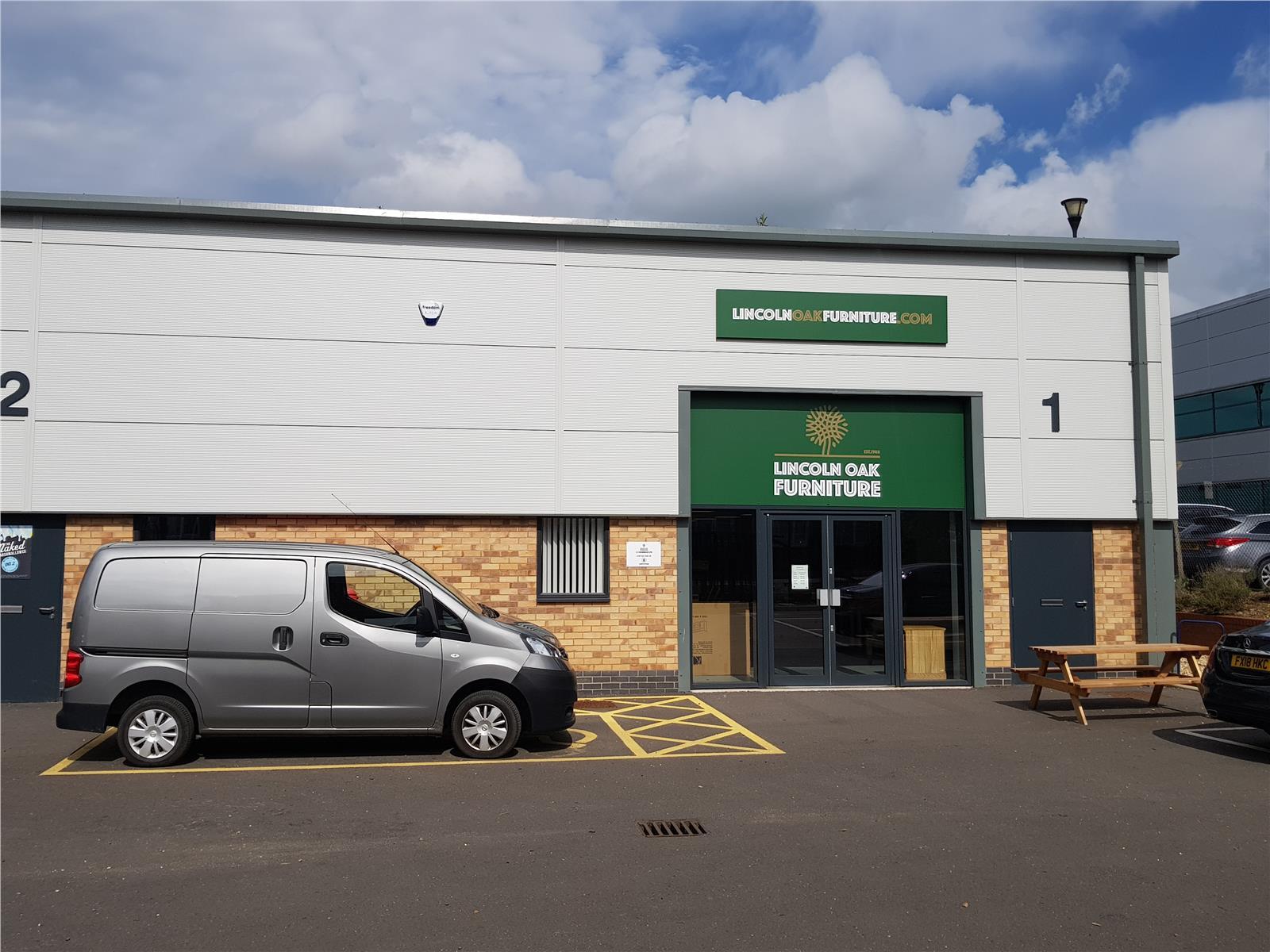 Unit 1 Stirlin Business Park, Sadler Road, Lincoln, Lincolnshire, LN6