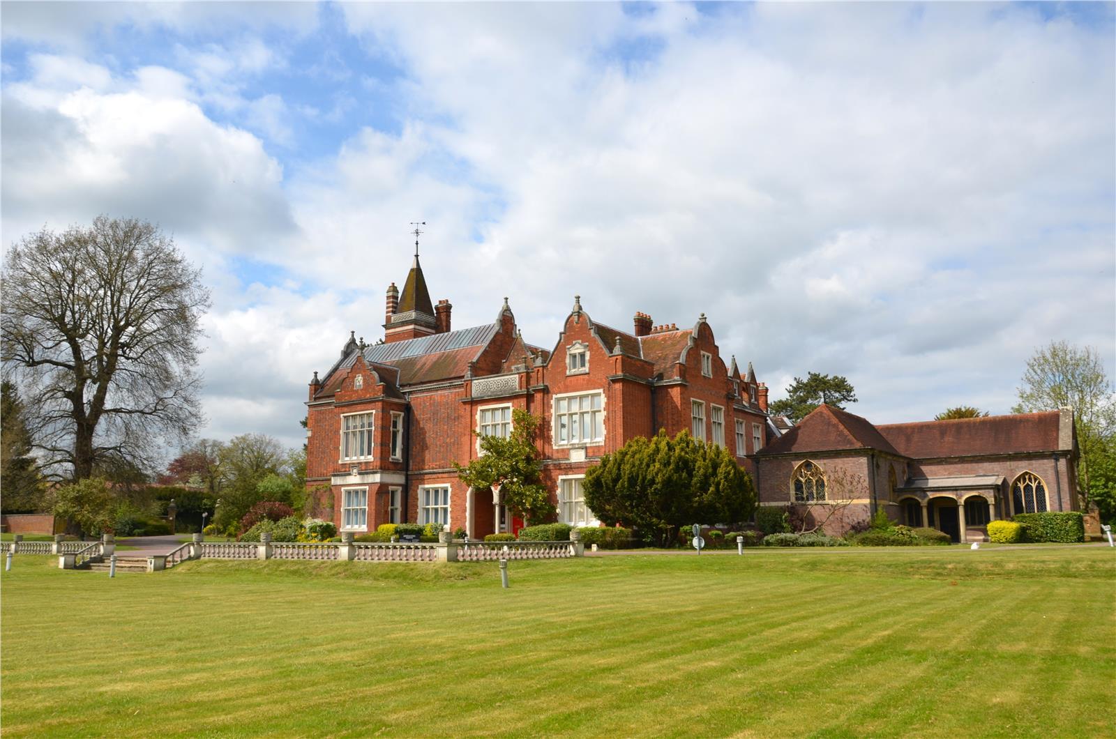 Grenville Court, Britwell Road, Burnham, Slough, Berkshire, SL1