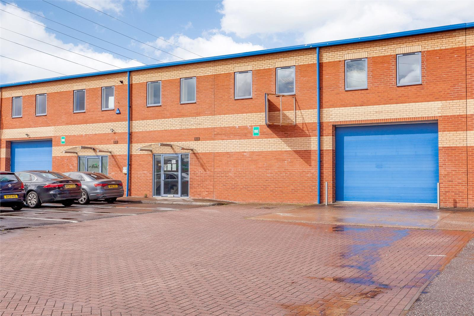 Unit 19E, Chasewater Heaths Business Park, Burntwood, Staffordshire, WS7