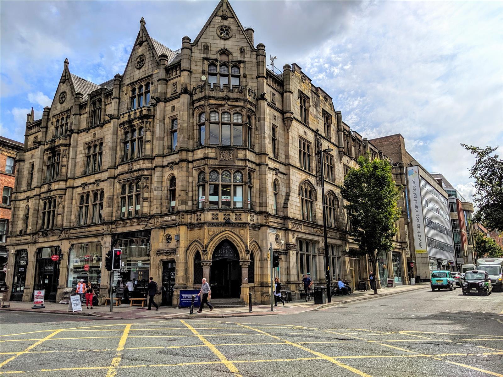 Queens Chambers, John Dalton Street , Manchester, M2