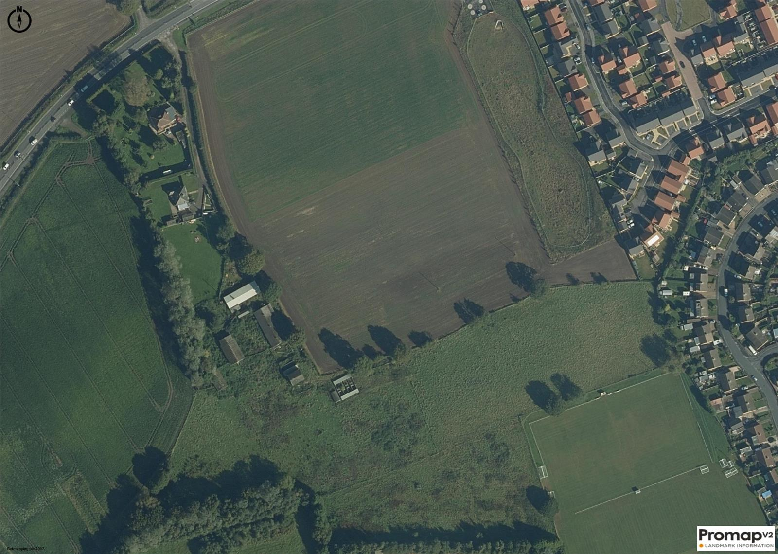 Land South Of Leeds Road, Thorpe Willoughby, Selby, YO8 9HJ