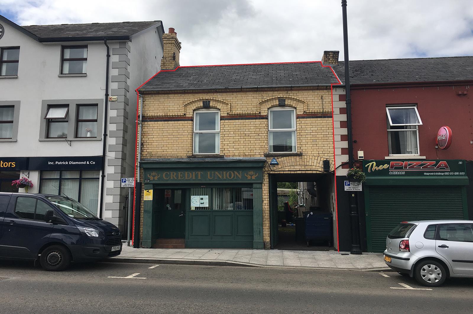 27 New Street, Randalstown , County Antrim, BT41