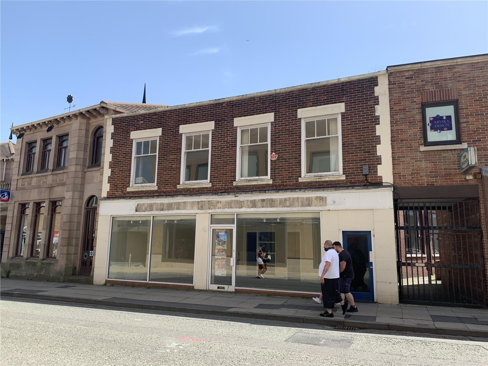 15-17 Castle Street, Macclesfield, SK11
