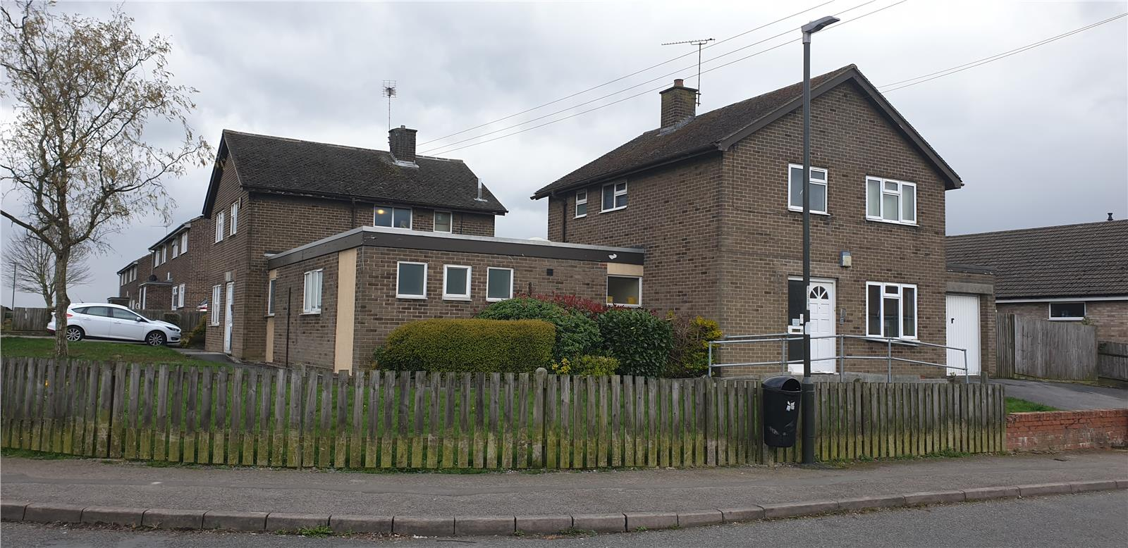 Millfield House, 85 Mill Lane & 2 Field Street, Codnor, Derbyshire, DE5