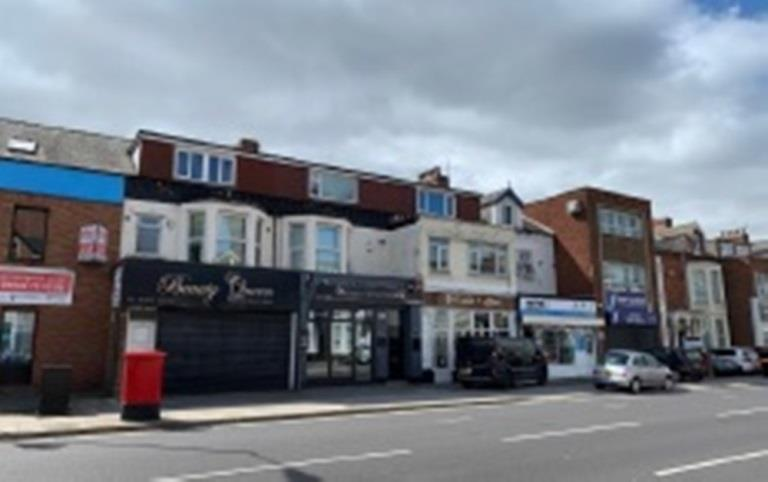 Borough Road, Middlesbrough, North Yorkshire, TS1