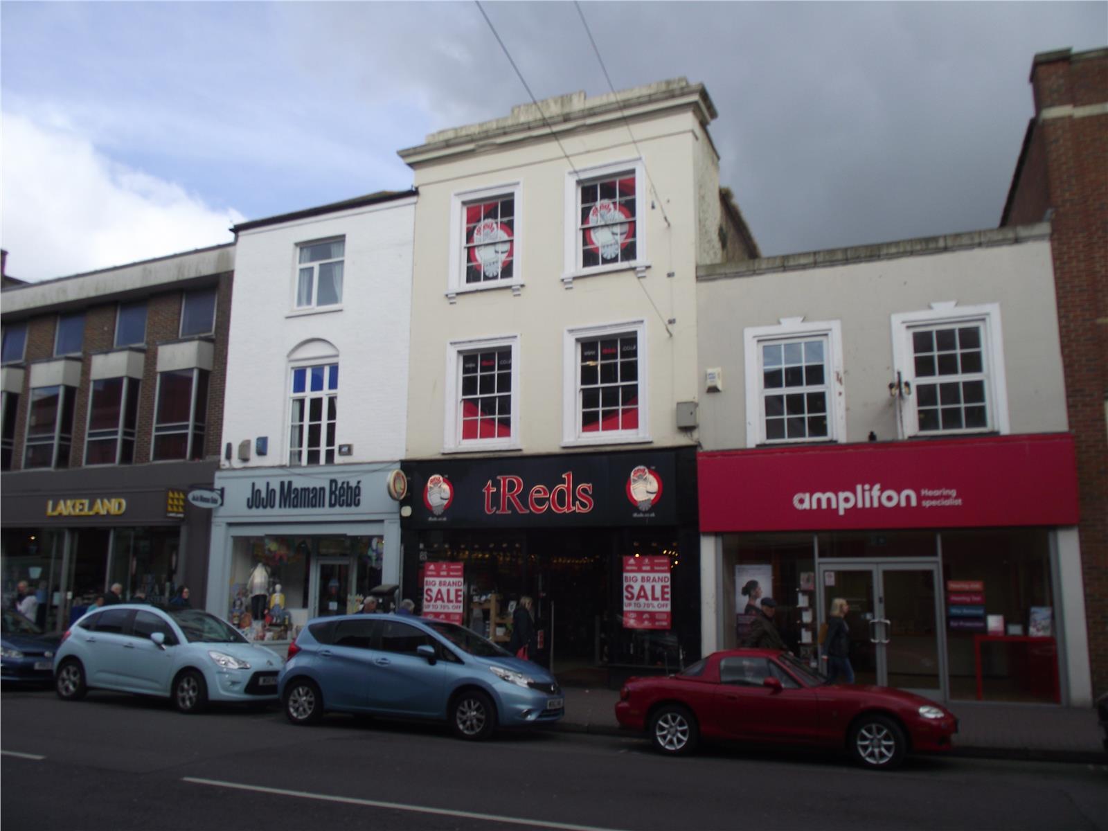 17 East Street, Taunton, Somerset, TA1