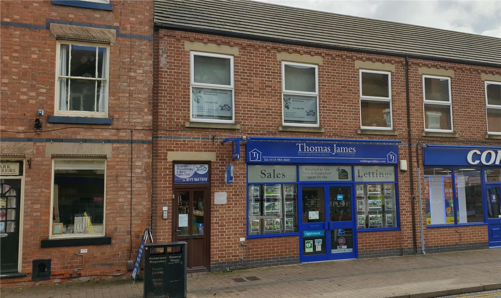 Unit 1 17-21 High Street, Ruddington, Nottingham, Nottinghamshire, NG11 6DT