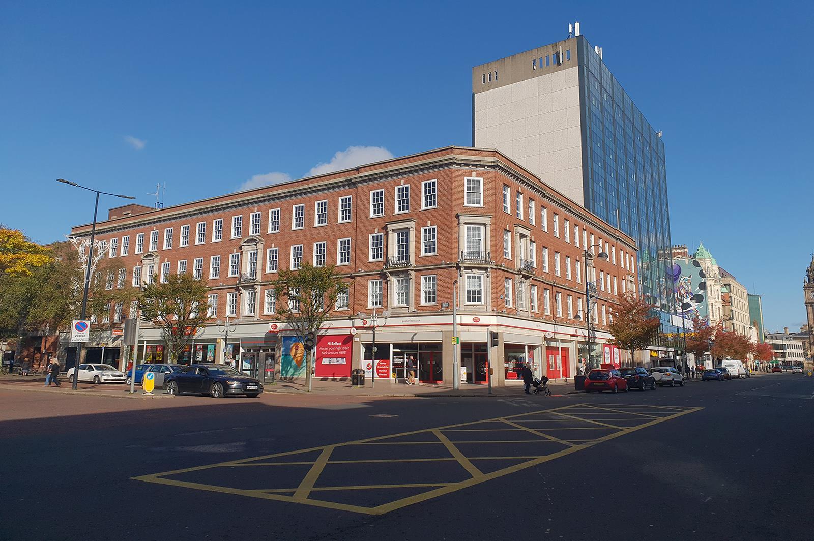 Arnott House, 12-16 Bridge Street, Belfast , County Antrim, BT1