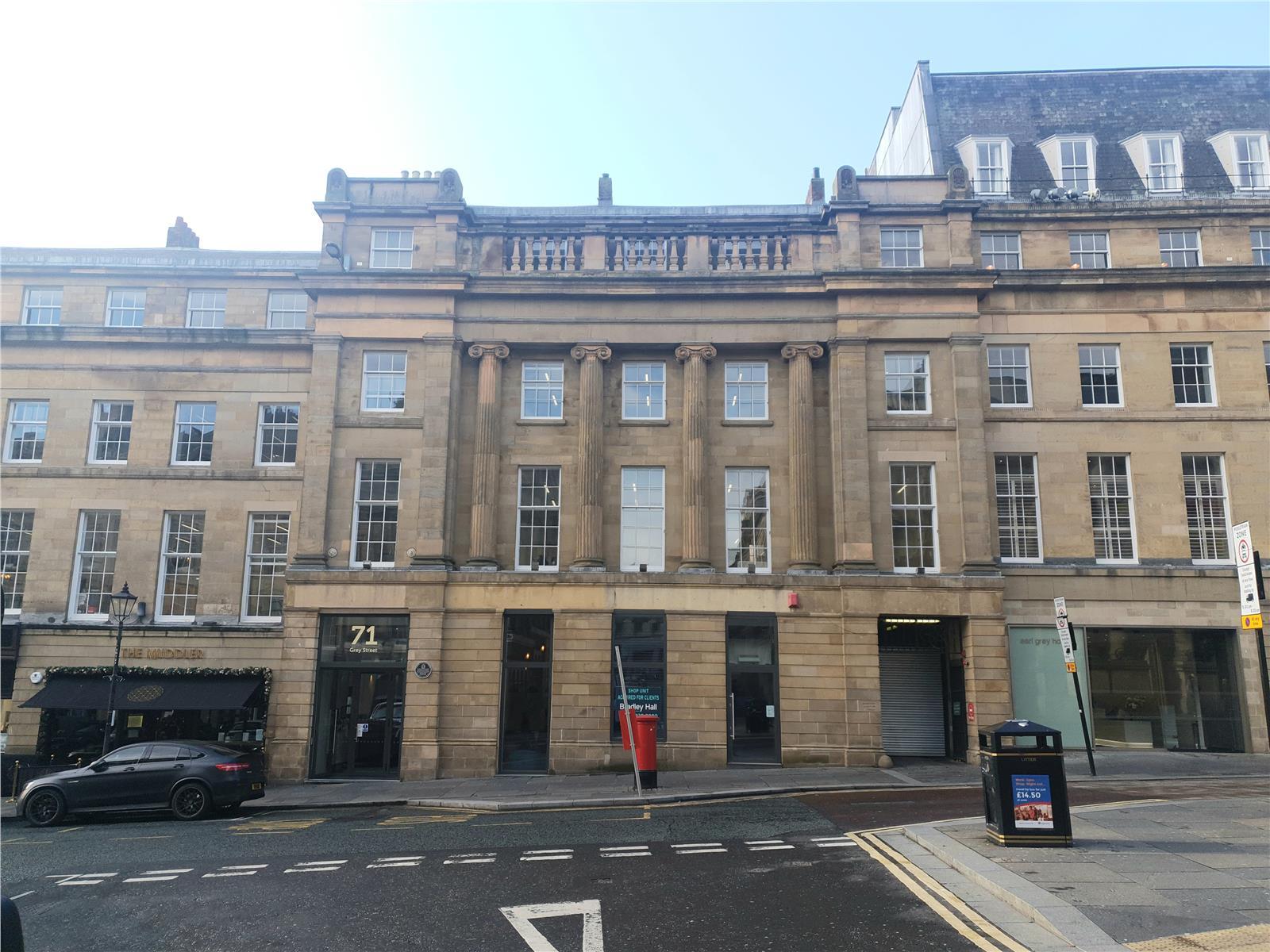 Unit 2, 3rd Floor, 71 Grey Street, Newcastle Upon Tyne, Tyne And Wear, NE1