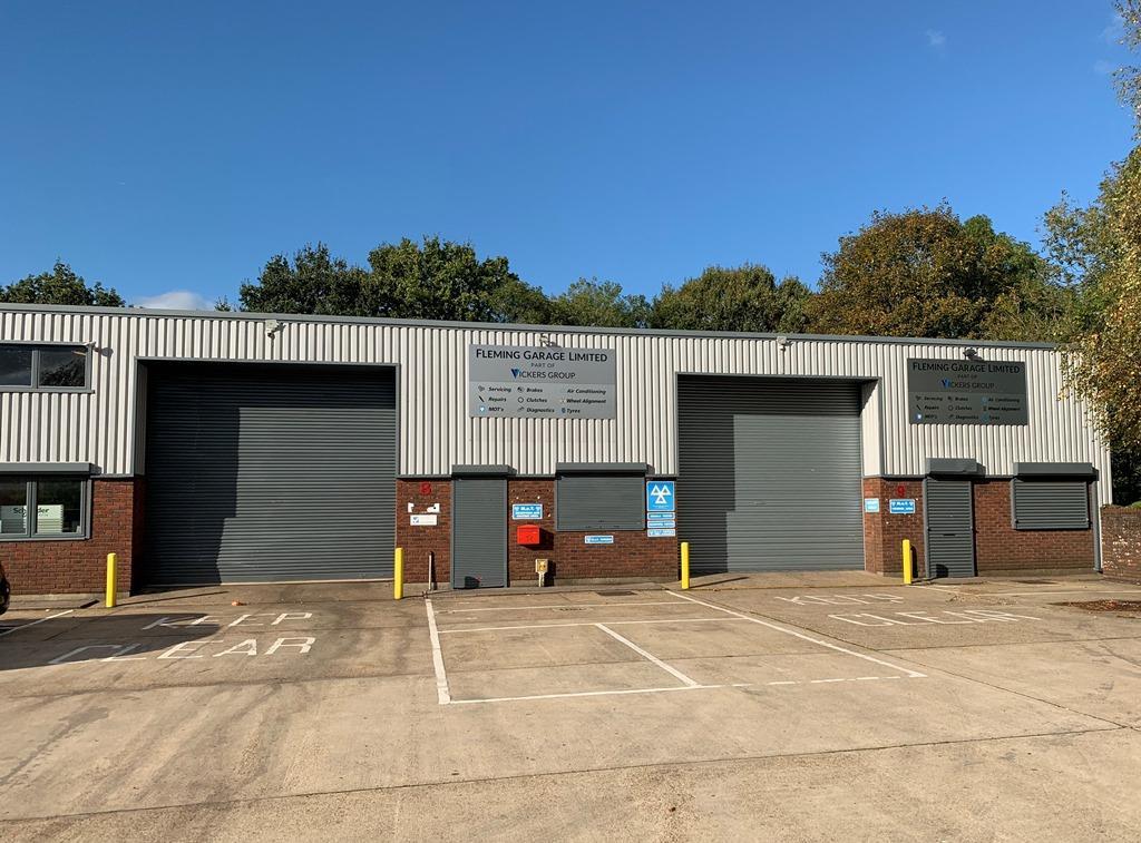 Units 8 & 9 Fleming Close, Segensworth, Fareham, Hampshire, PO15 5SB