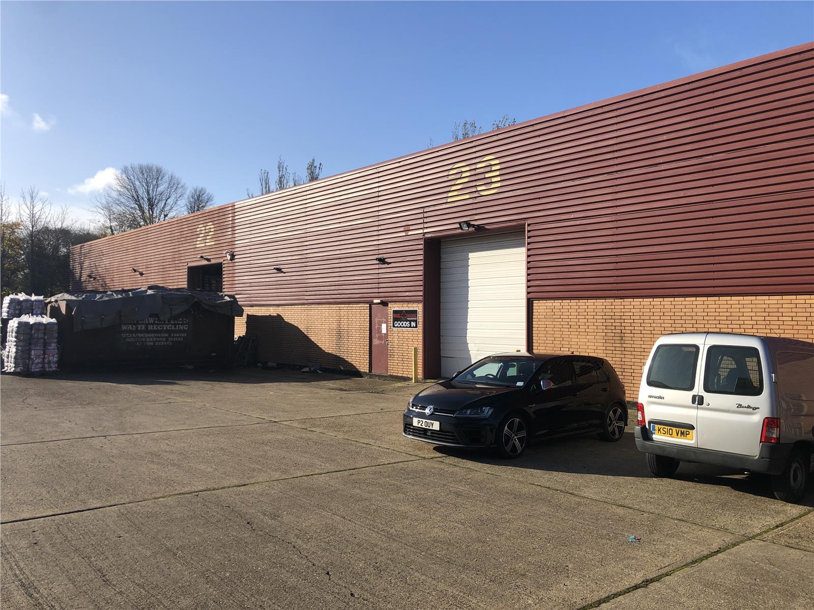 Unit 23 Granby Industrial Estate, Peverel Drive, Granby, Milton Keynes, Buckinghamshire, MK1