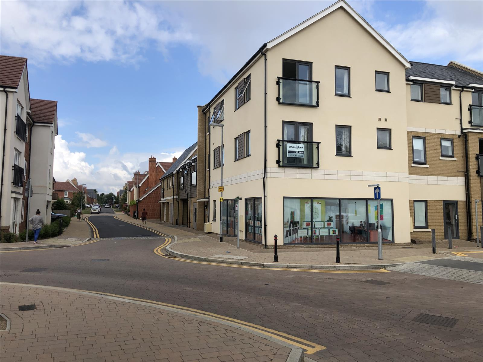 367 Central Square (offices), Kings Reach, Biggleswade, Bedfordshire, SG18