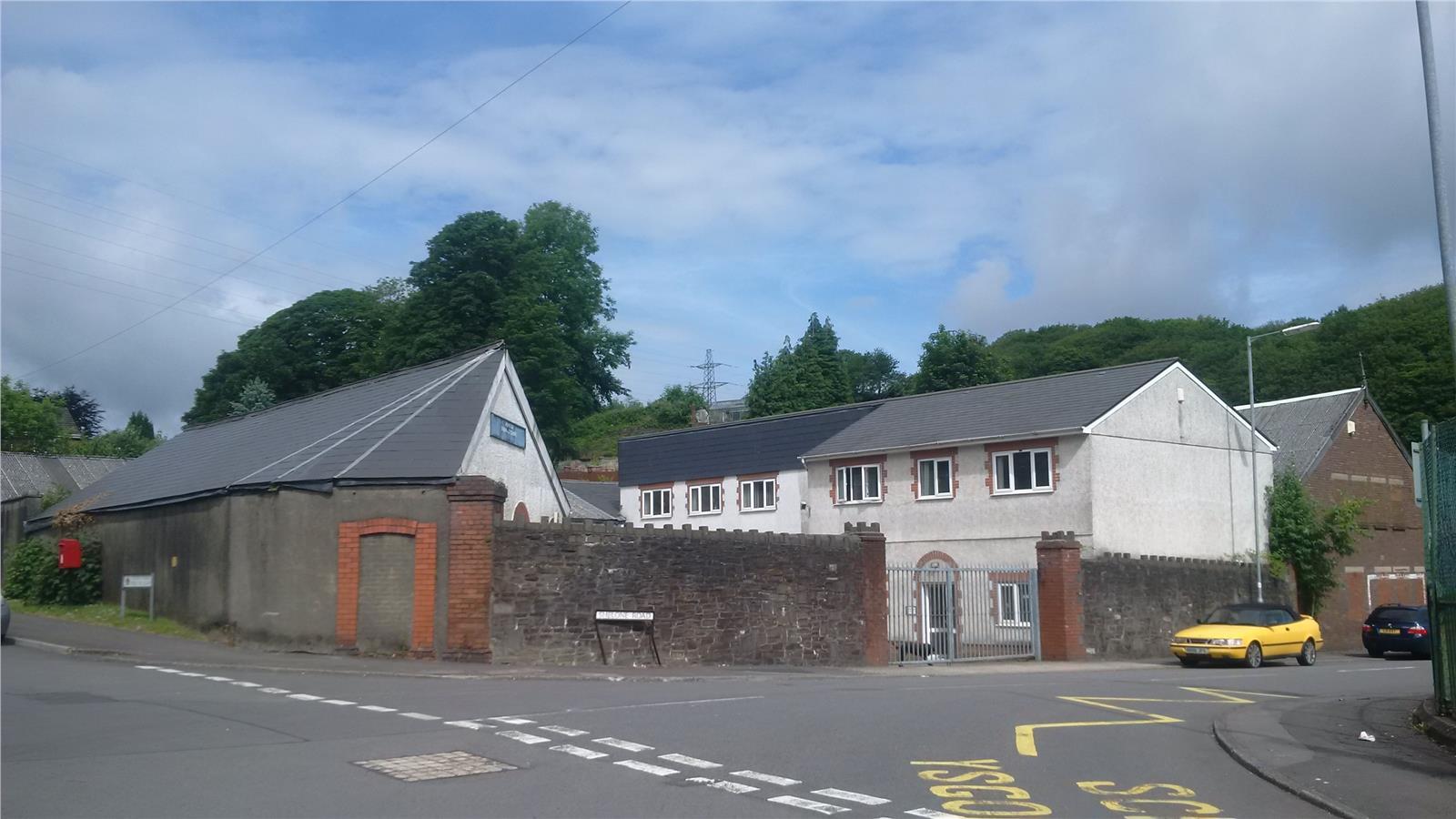 Morvern Business Centre, Church Street, Neath, West Glamorgan, SA11