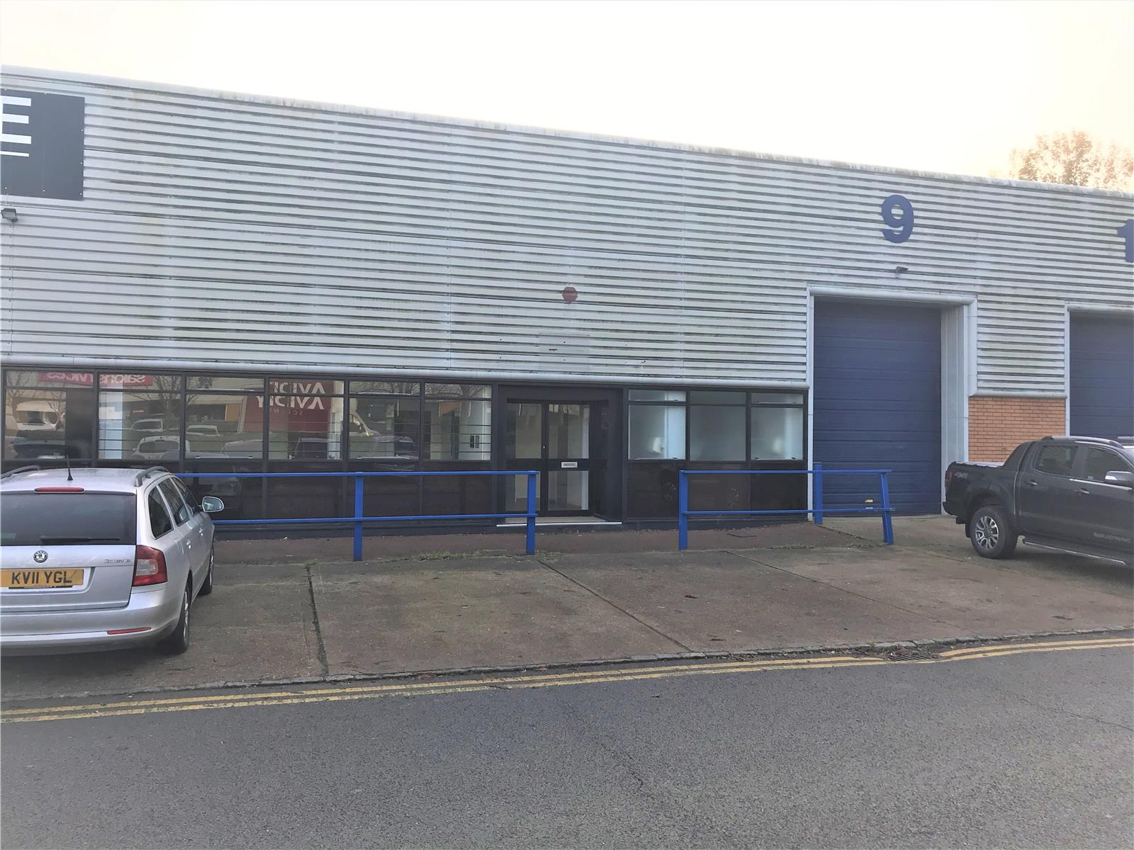 Unit 9 Granby Trade Park, Peverel Drive, Granby, Milton Keynes, MK1