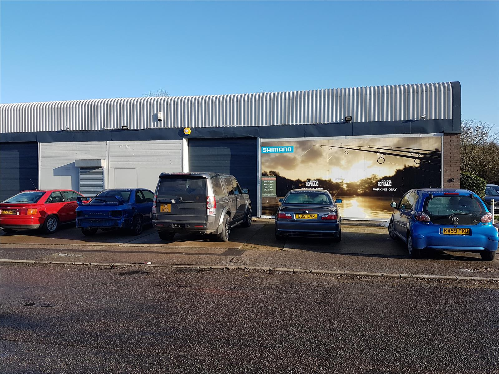 11/12 Stacey Bushes Trading Estate, Erica Road, Stacey Bushes, Milton Keynes, Buckinghamshire, MK12