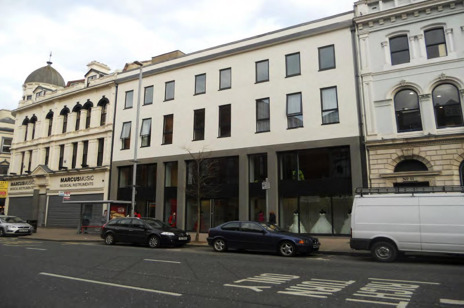 119 Royal Avenue, Belfast, County Antrim, BT1