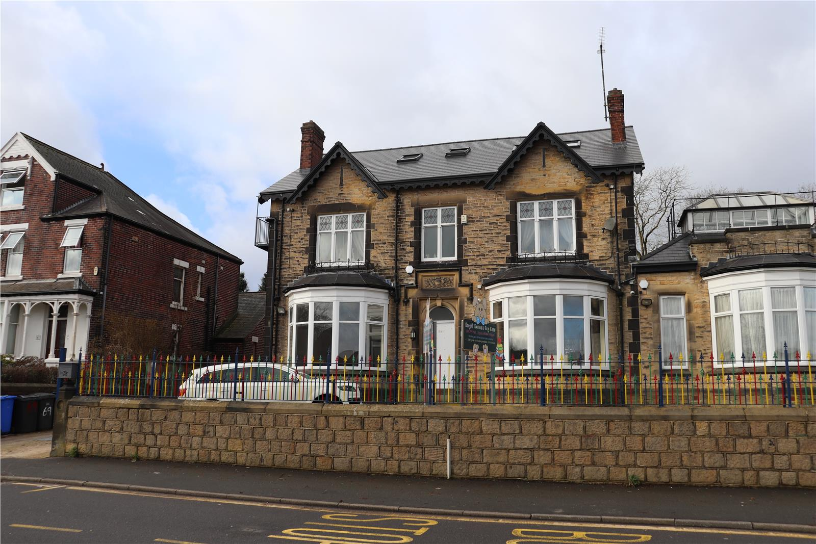69 Norwood Road, Sheffield, South Yorkshire, S5