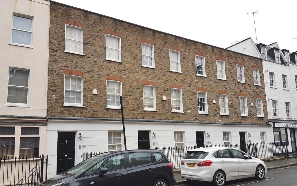 70-76 Bell Street, London, Greater London, NW1