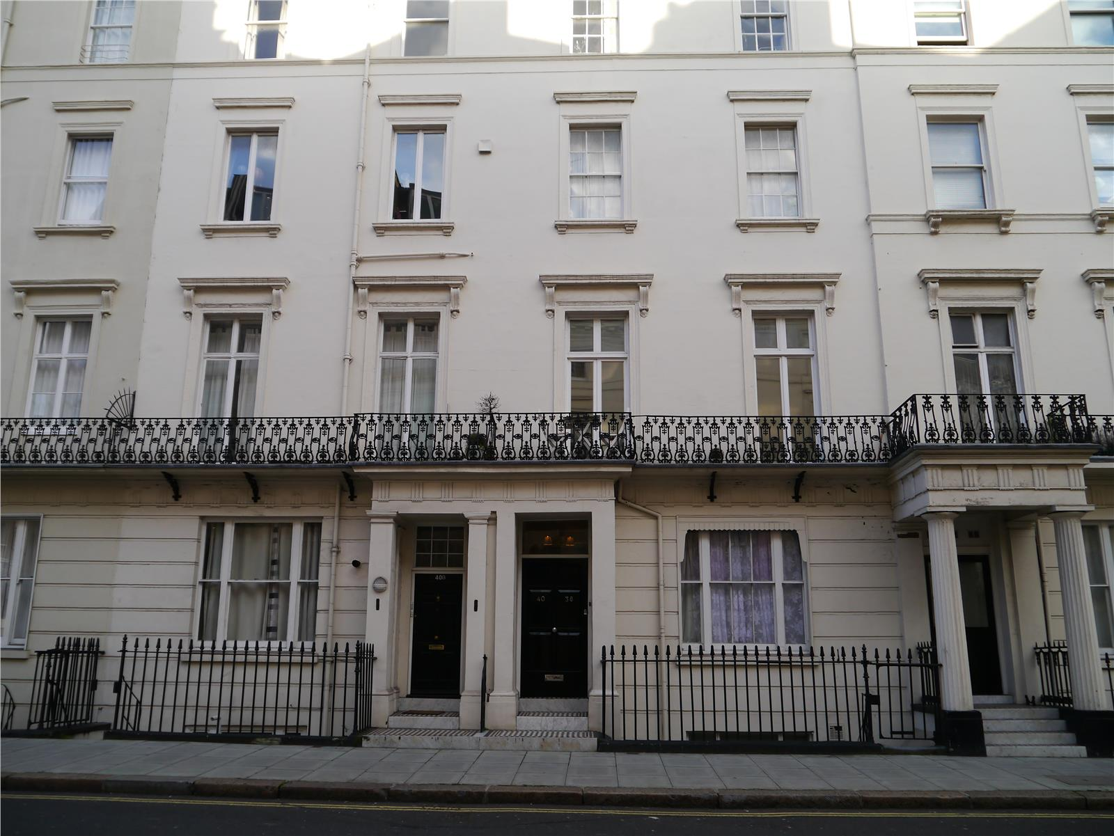 38 Gloucester Terrace, London, Greater London, W2 3DA