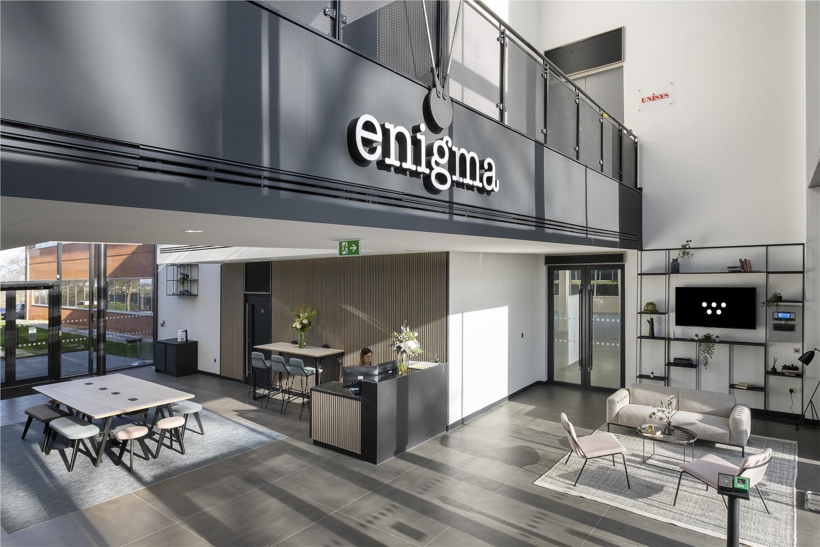 Enigma, Wavendon Business Park, Milton Keynes