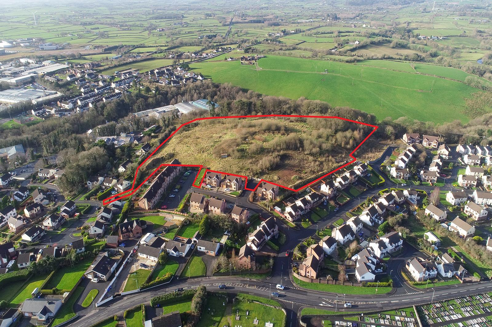 Lands At Westland Road South, Cookstown, County Tyrone, BT80 8WD