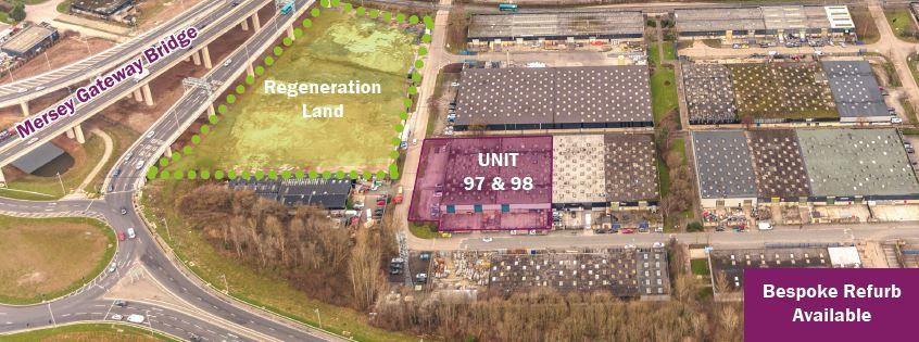 Unit 97 & 98 Chadwick Road, Runcorn, Cheshire, WA7 1PW
