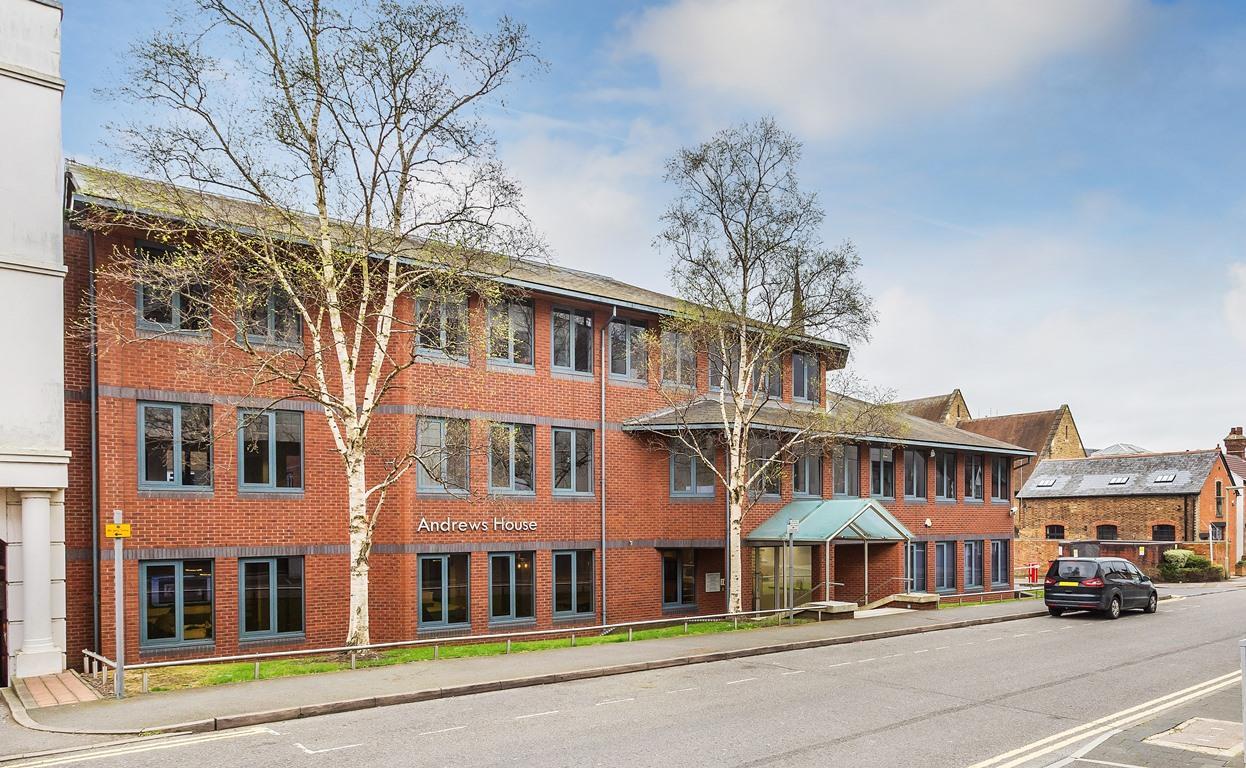 Andrews House, College Road, Guildford, Surrey, GU1 4QB