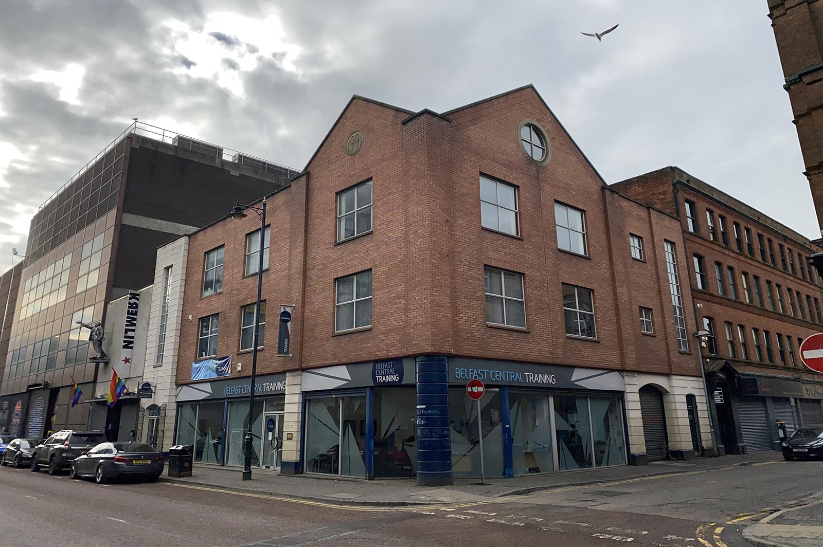 98-102 Donegall Street, Belfast, County Antrim , BT1