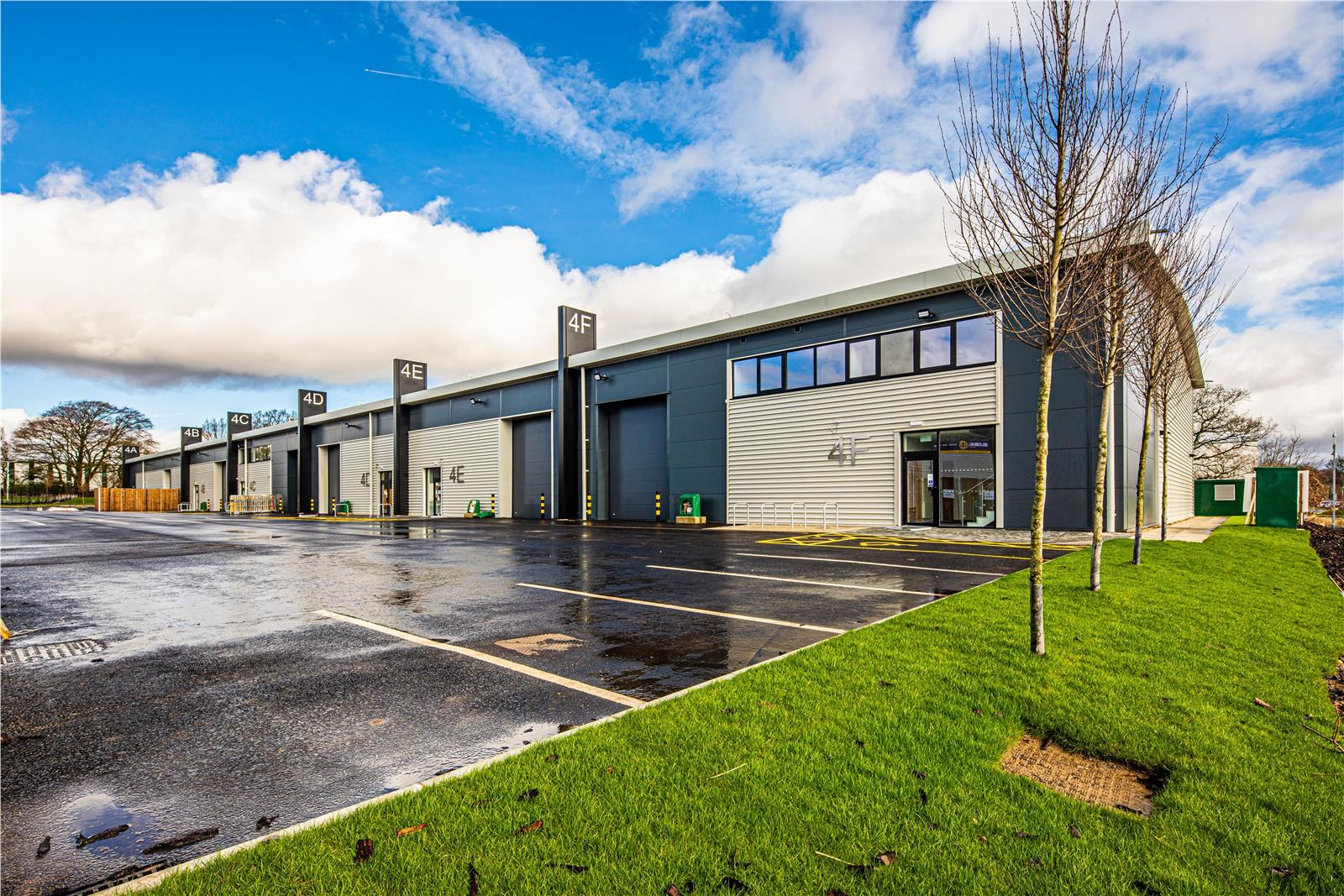 Unit 4f, Butterfield Business Park, Luton