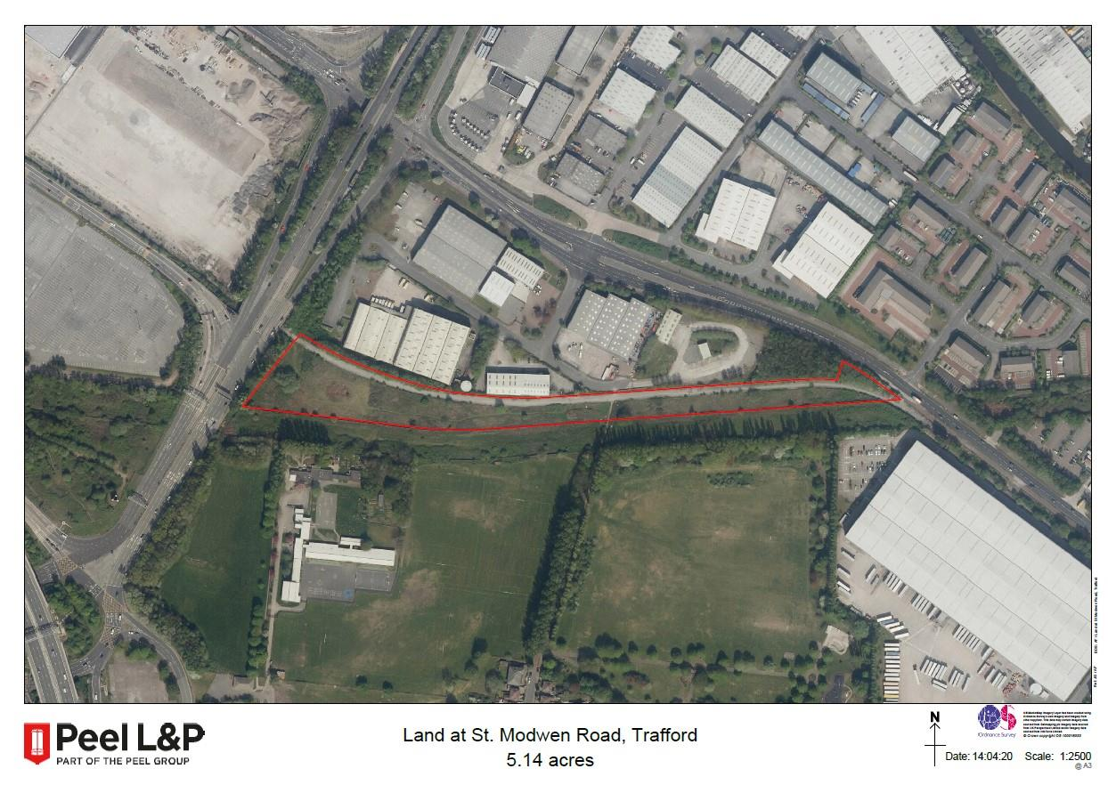 Land At St Modwen Rd Barton Dock Road, Manchester, Greater Manchester, M32 0ZF