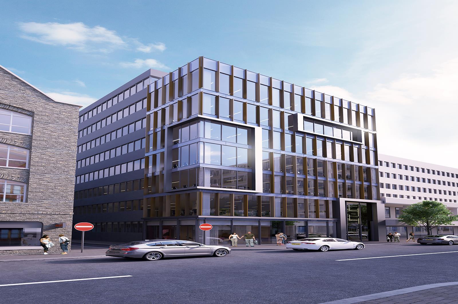 Urban HQ, Eagle Star House, 5-7 Upper Queen Street, Belfast, County Antrim, BT1