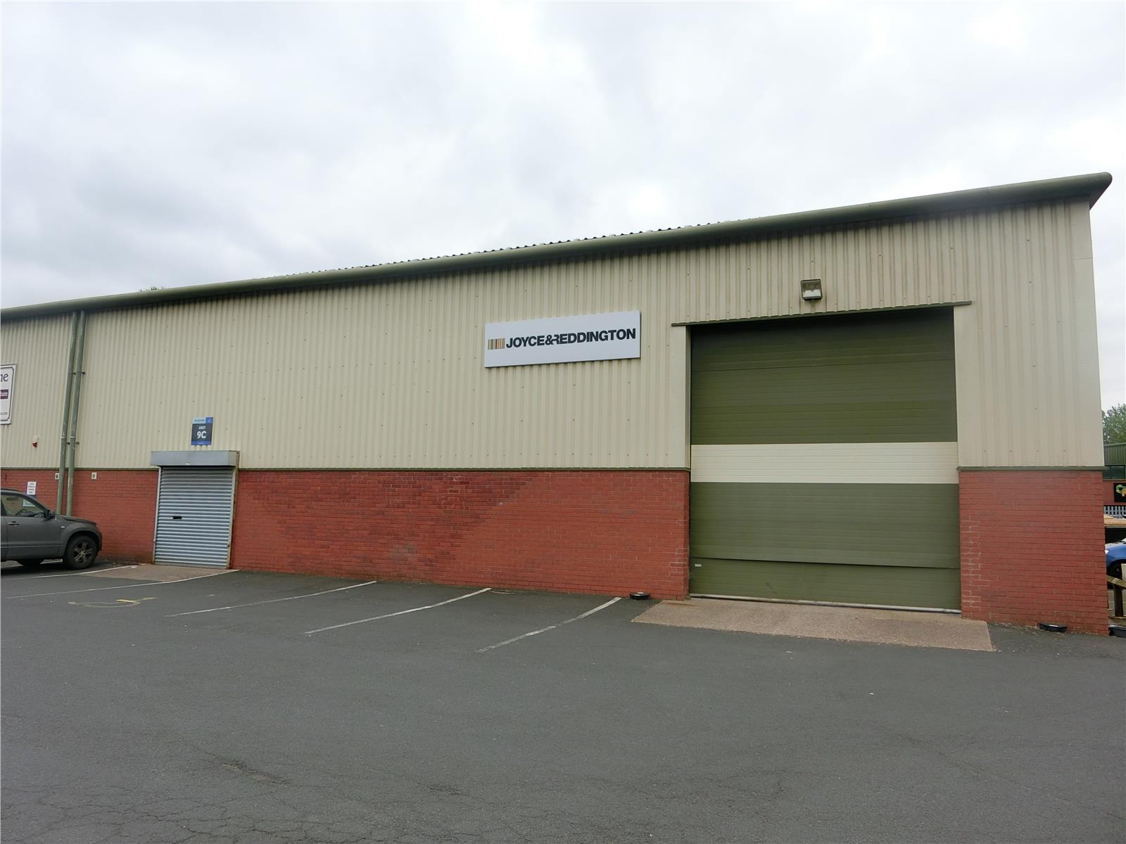 Unit 9c Watling Street Business Park Watling Street, Cannock, West Midlands, WS11 9XG
