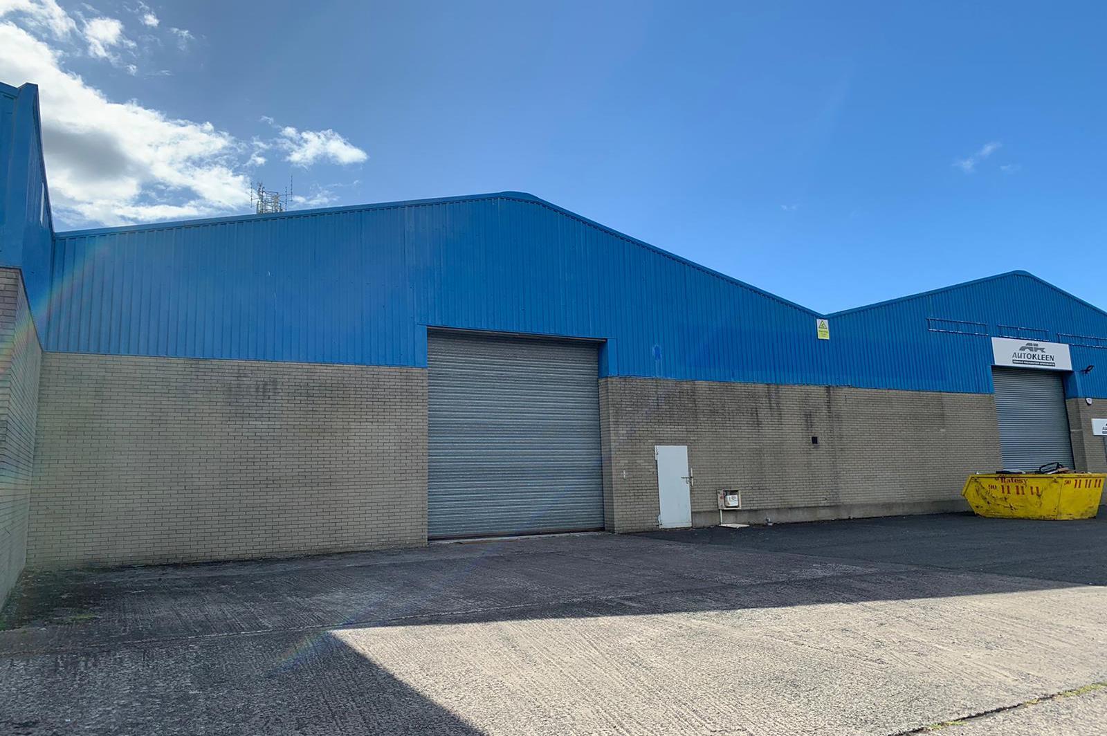 Unit 3, Balmoral Industrial Estate, Balmoral Road , Belfast, County Antrim, BT12