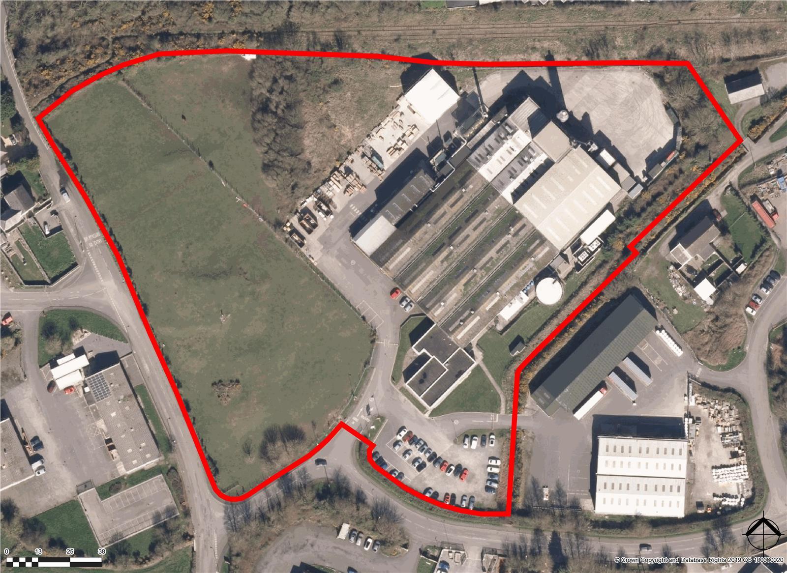 Amlwch Industrial Estate, Amlwch, Anglesey, LL68 9BX