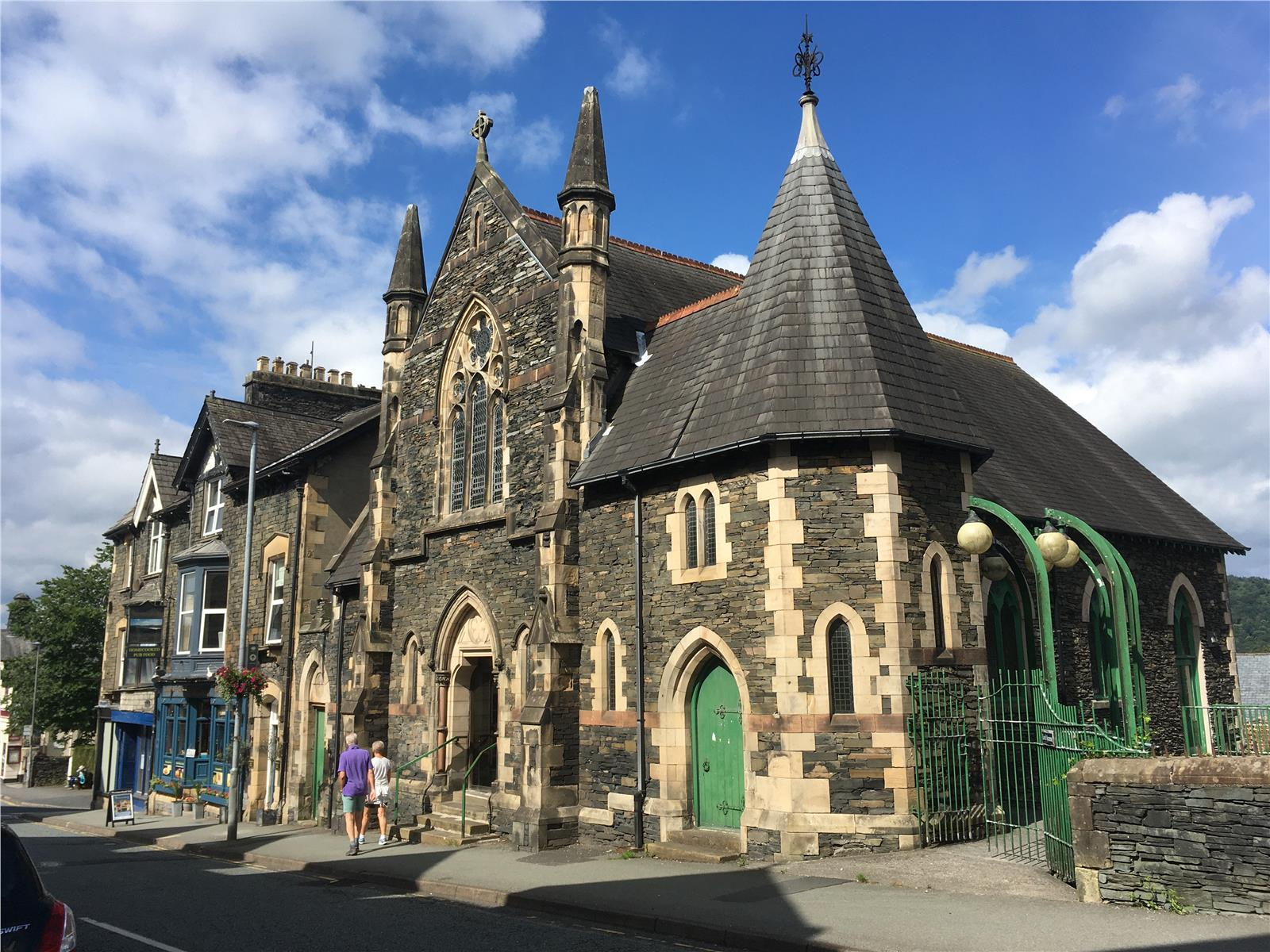 Former Methodist Church Lake Road, Bowness-on-Windermere, North West, LA23 3AP